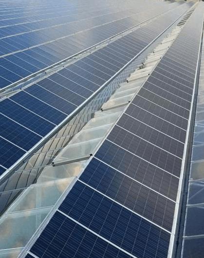 Kasdek verhuren voor zonnepanelen 1