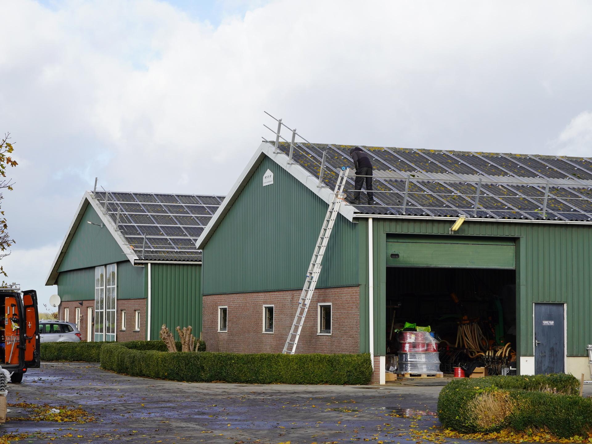 zonnepanelen project Beerta 2